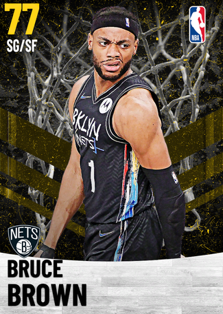 Bruce Brown gold card