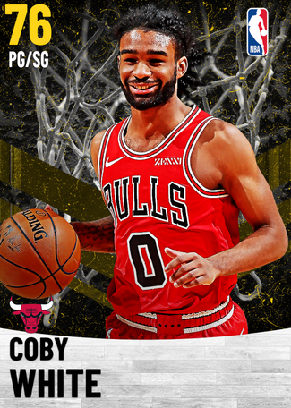 Coby White gold card