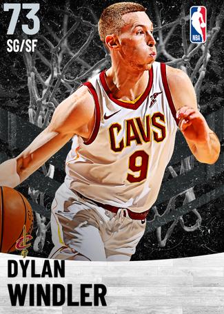 Dylan Windler silver card