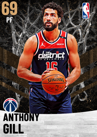 Anthony Gill bronze card