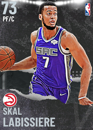 Skal Labissiere silver card