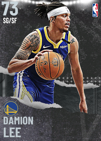 Damion Lee silver card