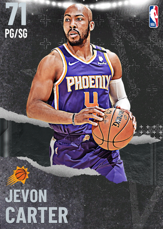 Jevon Carter silver card