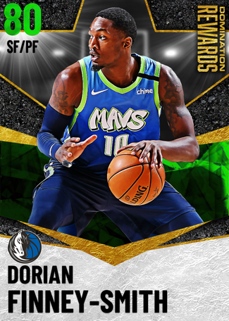 Dorian Finney-Smith emerald card