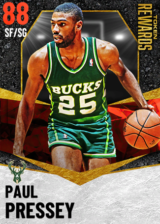'93 Paul Pressey ruby card