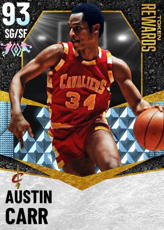 '81 Austin Carr diamond card