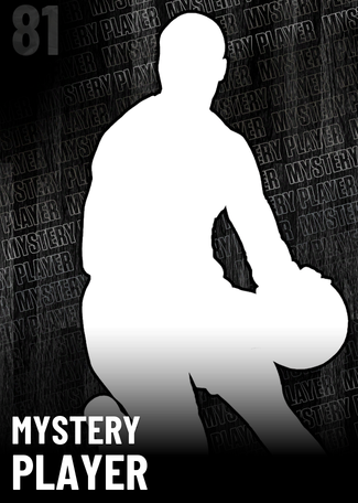 Mystery Player onyx card