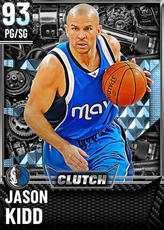 '13 Jason Kidd diamond card
