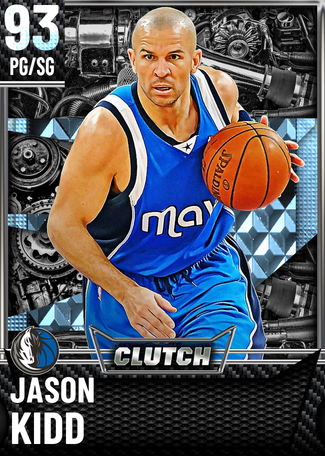 '13 Jason Kidd diamond card