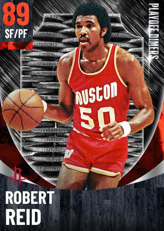 '81 Robert Reid ruby card