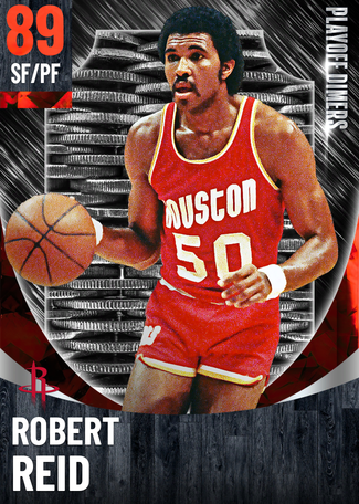 '81 Robert Reid ruby card