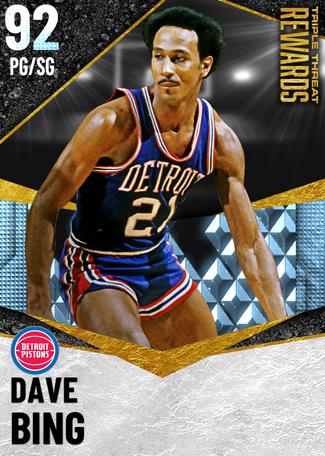 '78 Dave Bing diamond card