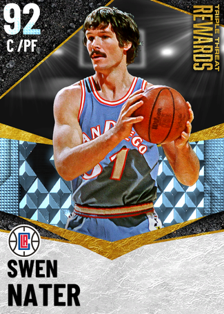 Swen Nater diamond card
