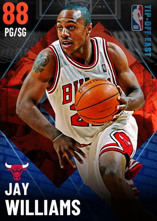 '02 Jay Williams ruby card