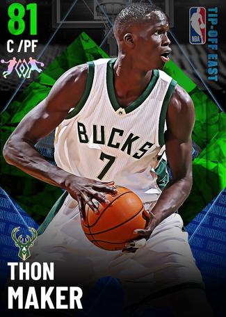 Thon Maker emerald card