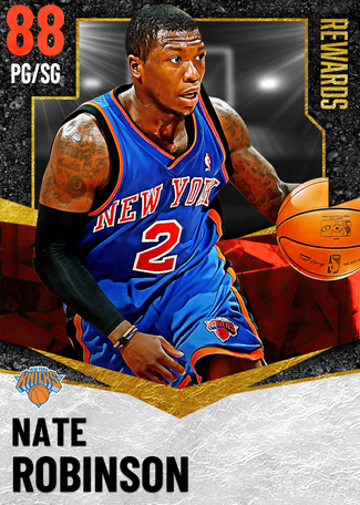 Nate Robinson ruby card