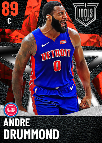 '19 Andre Drummond ruby card