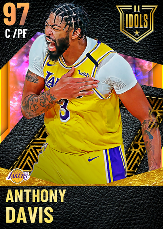 Anthony Davis opal card