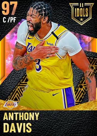 Anthony Davis opal card