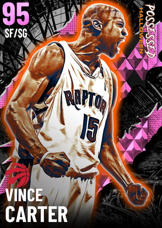 '06 Vince Carter pinkdiamond card