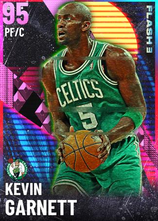 '08 Kevin Garnett pinkdiamond card