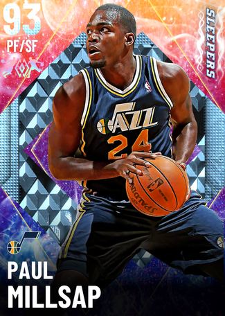 '16 Paul Millsap diamond card