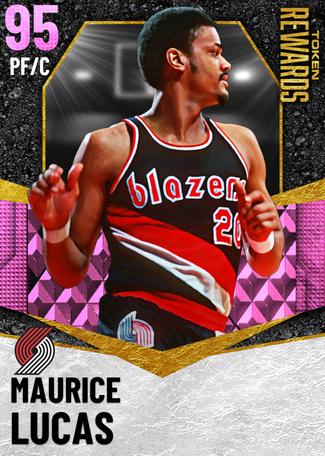 '79 Maurice Lucas pinkdiamond card