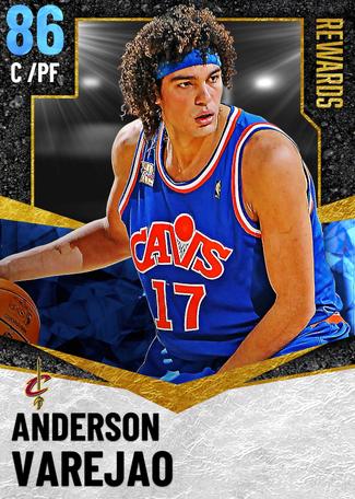'14 Anderson Varejao sapphire card