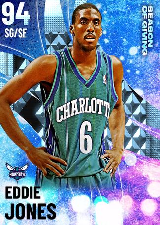 '00 Eddie Jones diamond card