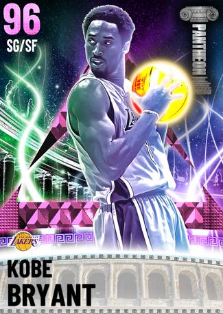 '03 Kobe Bryant pinkdiamond card