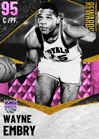'59 Wayne Embry pinkdiamond card