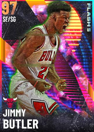 Jimmy Butler opal card