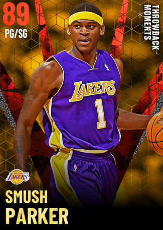 Smush Parker ruby card