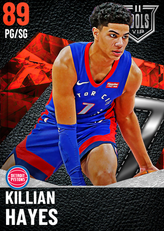 Killian Hayes ruby card