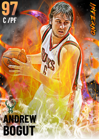 '16 Andrew Bogut opal card