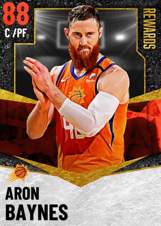 Aron Baynes ruby card