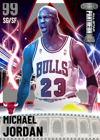 '95 Michael Jordan dark_matter card