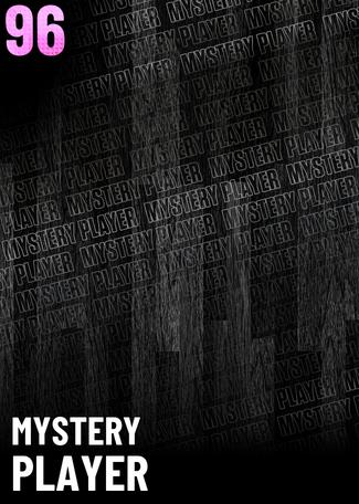 Mystery Player pinkdiamond card