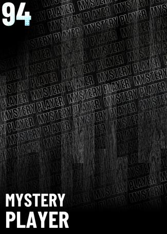 Mystery Player diamond card