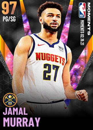 Jamal Murray opal card