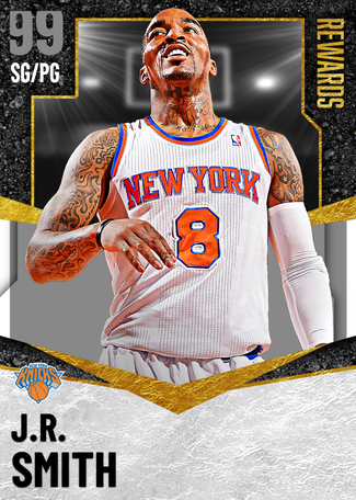 '05 J.R. Smith dark_matter card