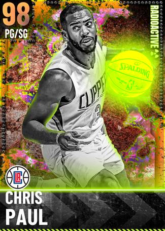 Chris Paul opal card