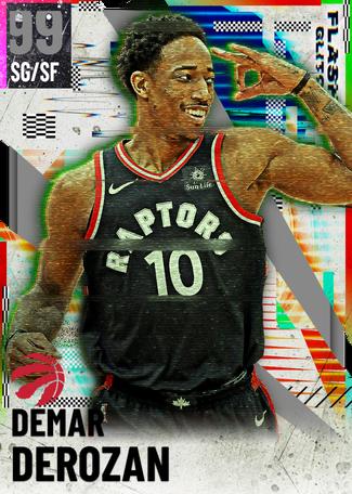 '17 DeMar DeRozan dark_matter card