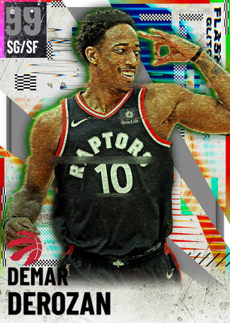 '17 DeMar DeRozan dark_matter card