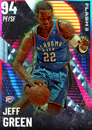 Jeff Green diamond card
