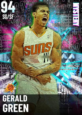 Gerald Green diamond card