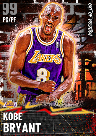 '98 Kobe Bryant dark_matter card