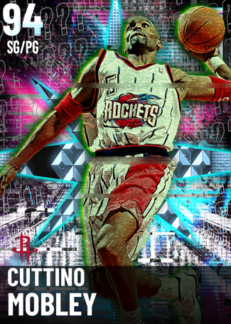 '09 Cuttino Mobley diamond card