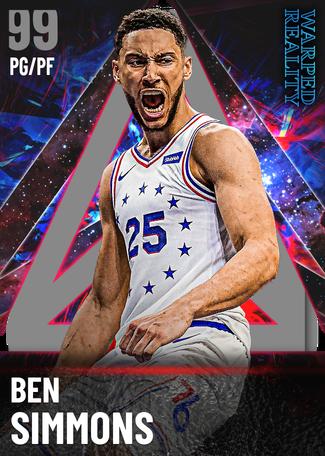 Ben Simmons dark_matter card