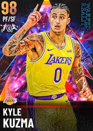 Kyle Kuzma opal card
